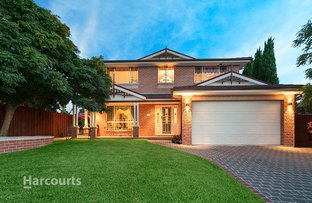 Picture of 16 McGilvray Place, Rouse Hill NSW 2155