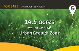191 WILLIAM STREET, Wallan VIC 3756