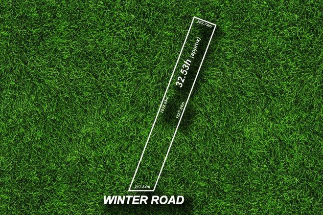 Picture of Lot 12 Winter Road, BOWER SA 5374