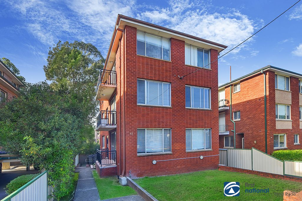 2/12 Mons Avenue, West Ryde NSW 2114, Image 0