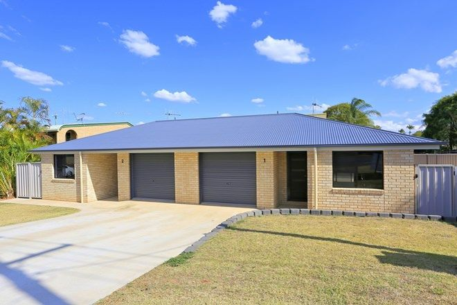 Picture of 1-2a Mungomery Street, CHILDERS QLD 4660