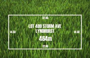 Picture of Lot 409 Storm Avenue, Lyndhurst VIC 3975