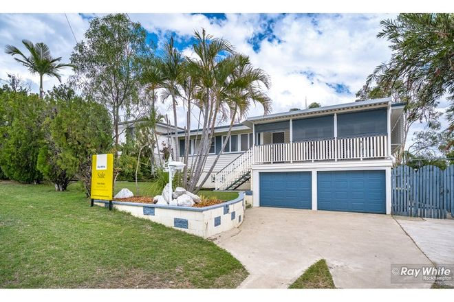Picture of 37 Stickley Street, WEST ROCKHAMPTON QLD 4700