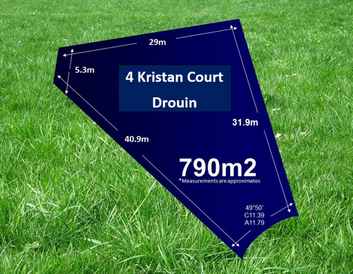 4 Kristan Court, Drouin VIC 3818, Image 0
