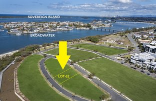 Picture of Lot 62 Salacia Drive, Paradise Point QLD 4216