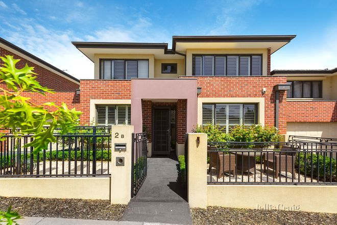 Picture of 2B Maylands Avenue, BALWYN NORTH VIC 3104