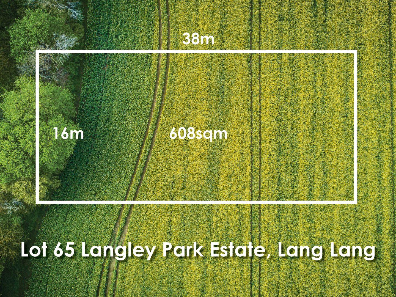 65/41 Langley Boulevard, Lang Lang VIC 3984, Image 0