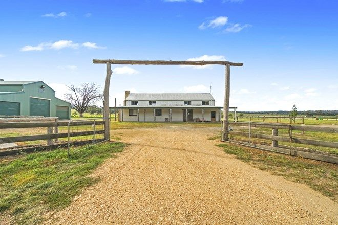 Picture of 994 Heyfield - Seaton Road, SEATON VIC 3858