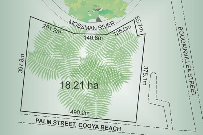 Picture of Lot 12 Palm Street, COOYA BEACH QLD 4873