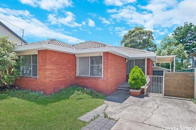 Picture of 15 Pegler Avenue, GRANVILLE NSW 2142