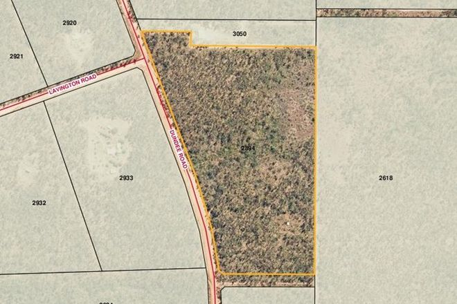Picture of Section 2894 Dundee Road, DUNDEE DOWNS NT 0840