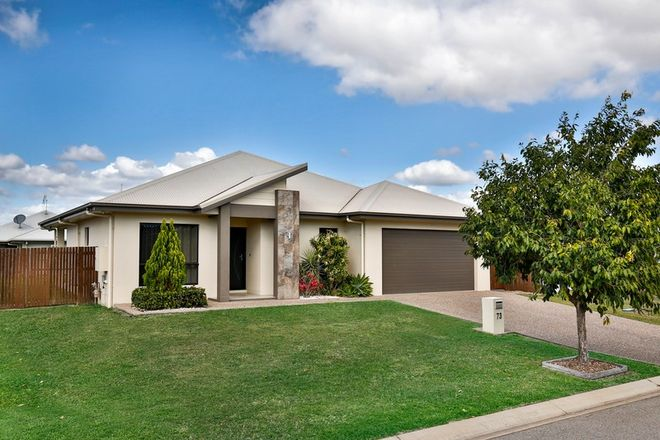 Picture of 73 Poinsettia Drive, BOHLE PLAINS QLD 4817