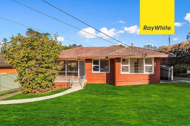Picture of 12 Darwin Street, CARLINGFORD NSW 2118