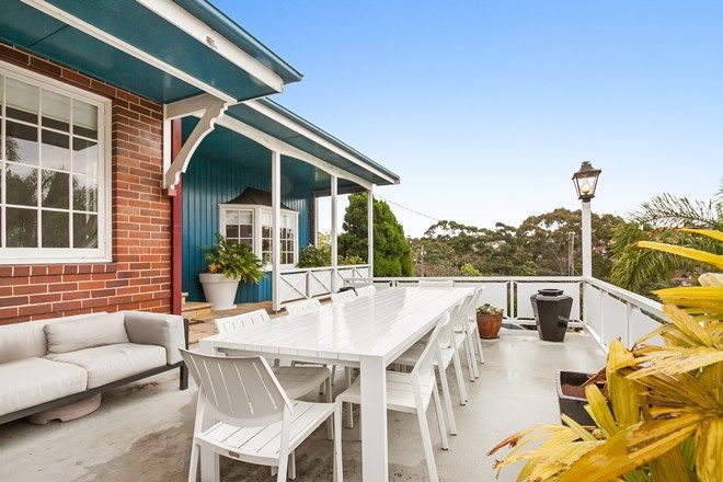 Picture of 52 Curban  Street, BALGOWLAH HEIGHTS NSW 2093