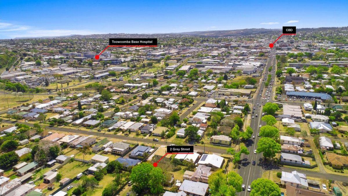 2c Grey Street, South Toowoomba QLD 4350, Image 0