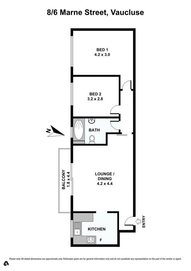 8/6 Marne Street, Vaucluse NSW 2030, Image 8