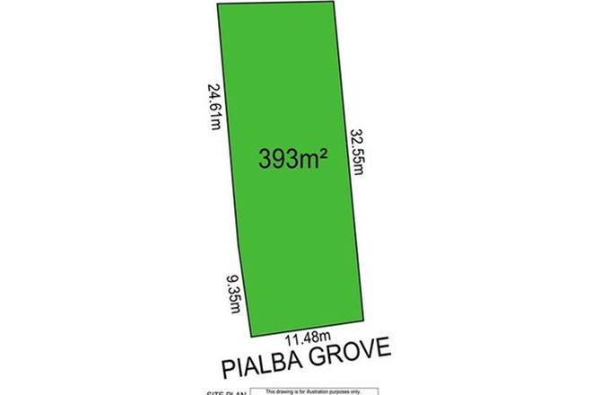 Picture of 6A Pialba Grove, WEST LAKES SHORE SA 5020