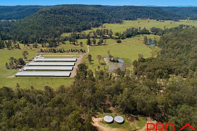 Picture of 2050 Upper Mongogarie Road, UPPER MONGOGARIE NSW 2470