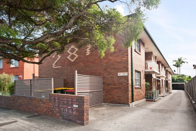 Picture of 2/287 Wardell Road, DULWICH HILL NSW 2203