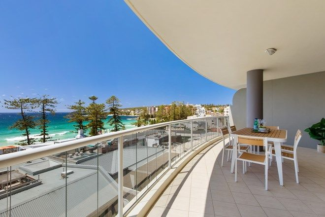 Picture of 705/9-15 Central  Avenue, MANLY NSW 2095