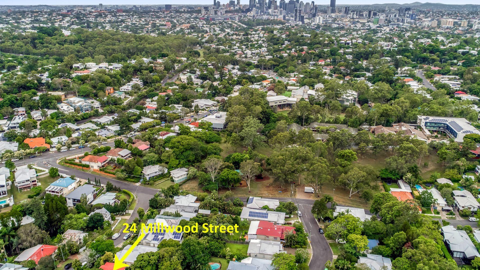 24 Millwood Street, Bardon QLD 4065, Image 1