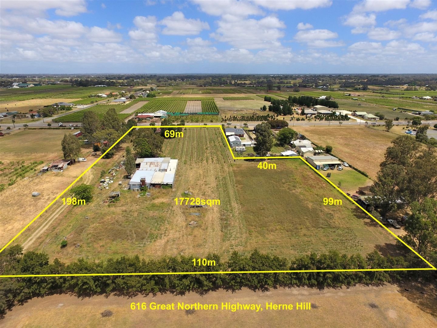 616 Great Northern Highway, Herne Hill WA 6056, Image 0