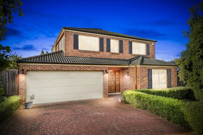 Picture of 52 Lucas Circuit, KELLYVILLE NSW 2155