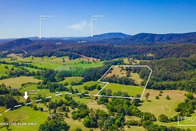 Picture of Lot 124 Neilson  Lane, LORNE NSW 2439