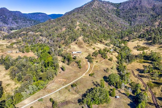 Picture of 498 Sarabah Road, CANUNGRA QLD 4275