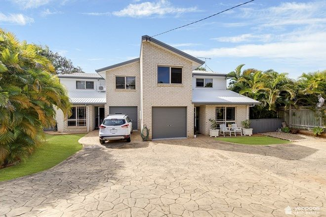 Picture of 1 & 2/4 Cottonwood Place, TARANGANBA QLD 4703