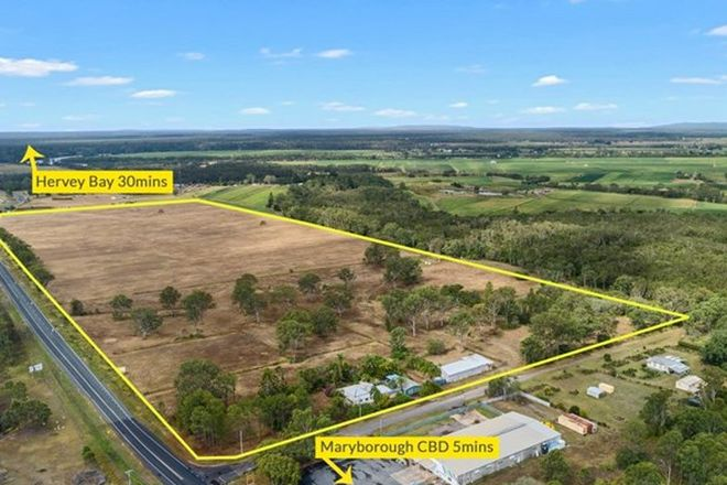 Picture of Saltwater Creek Road, MARYBOROUGH QLD 4650