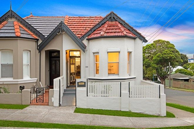 Picture of 105 Crinan Street, HURLSTONE PARK NSW 2193