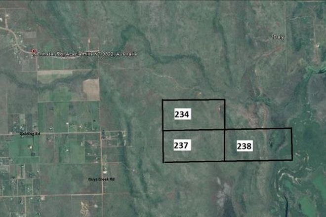 Picture of Lot 234,237&238 Hundred Of Colton, ACACIA HILLS NT 0822