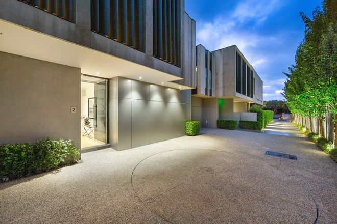 Picture of Residence 2/396A New Street, BRIGHTON VIC 3186