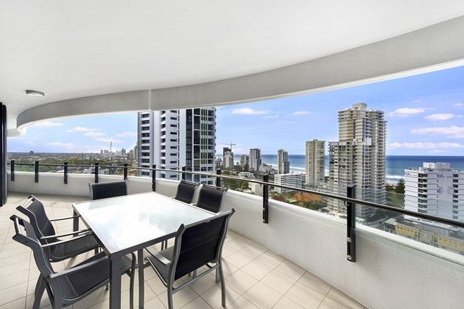 Picture of 1702/89 Surf Parade, BROADBEACH QLD 4218