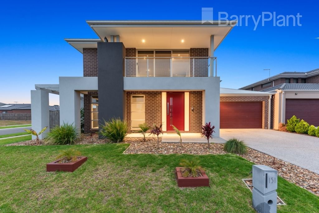 151 Featherbrook  Drive, Point Cook VIC 3030, Image 1