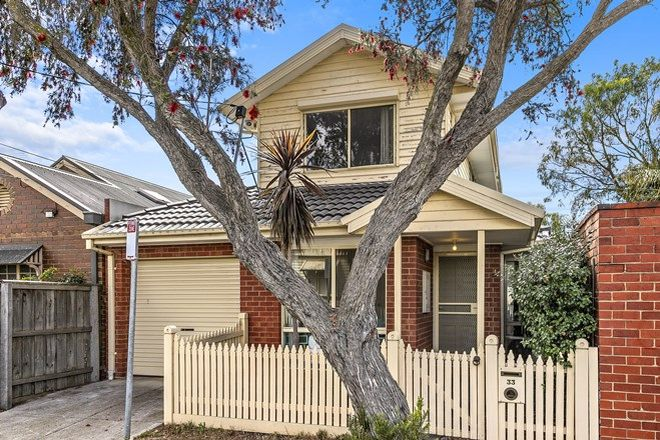 Picture of 33 Swan Street, FOOTSCRAY VIC 3011