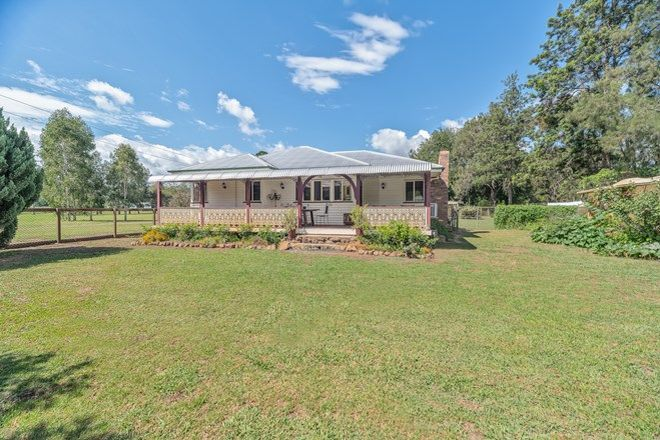 Picture of 42 Widgee Creek Rd, HILLVIEW QLD 4285