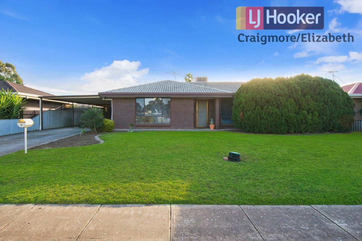 5 Barkley Crescent, Willaston SA 5118, Image 0