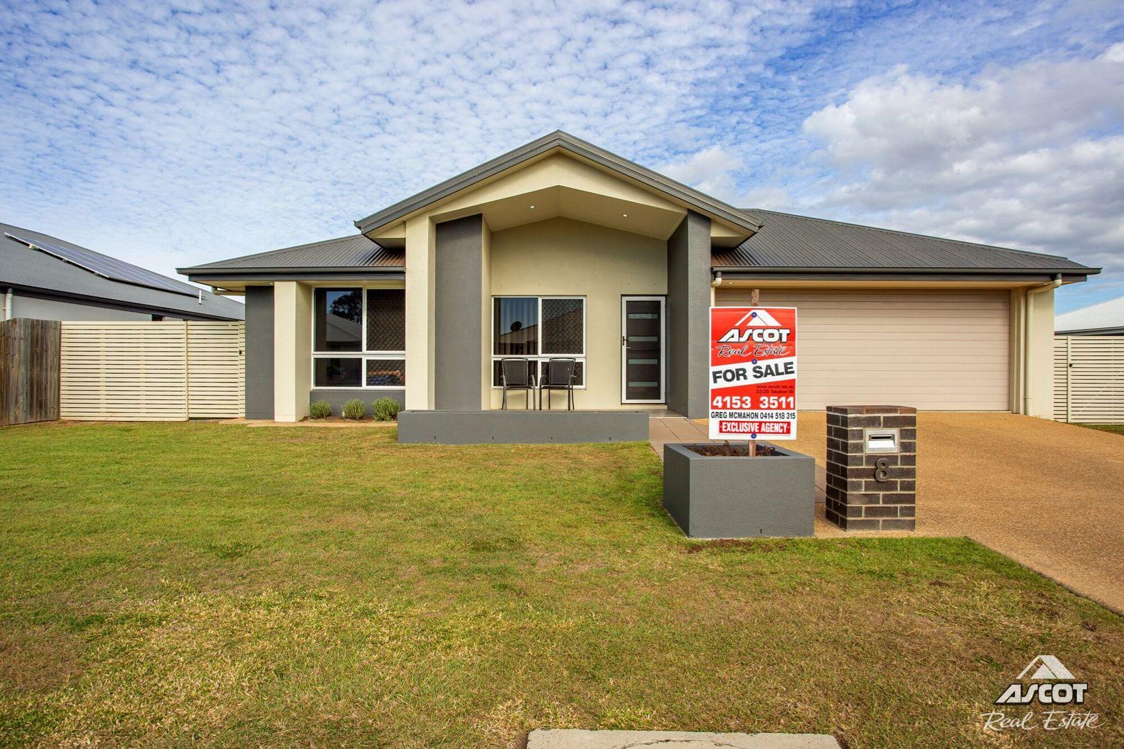 8 Torrisi Place, Kalkie QLD 4670, Image 0