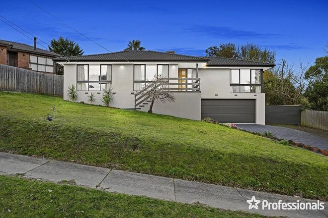 Picture of 11 Corrong Crescent, MOOROOLBARK VIC 3138