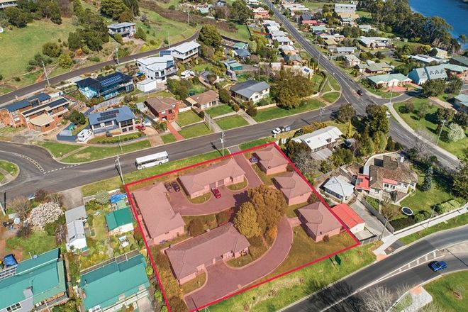 Picture of Units 1-9/1-5 Winspears Road, EAST DEVONPORT TAS 7310