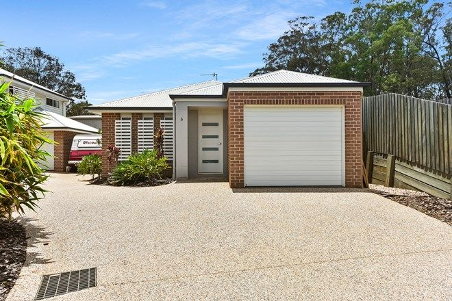 Picture of 3/3 Harrison Court, DARLING HEIGHTS QLD 4350