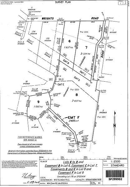 Lot 8 Bennett Rd, Strathdickie QLD 4800, Image 2