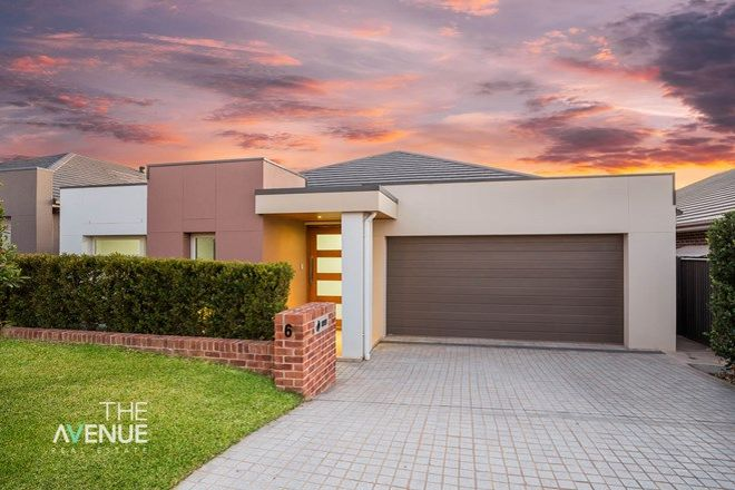 Picture of 6 Corsica Way, KELLYVILLE NSW 2155