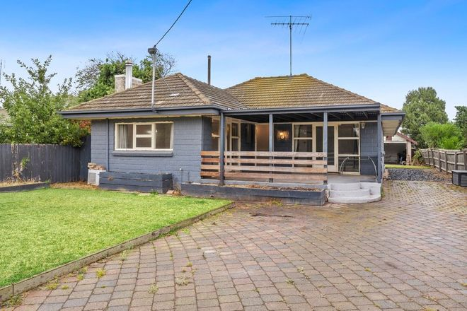 Picture of 58 Tannery Road, CHARLEMONT VIC 3217