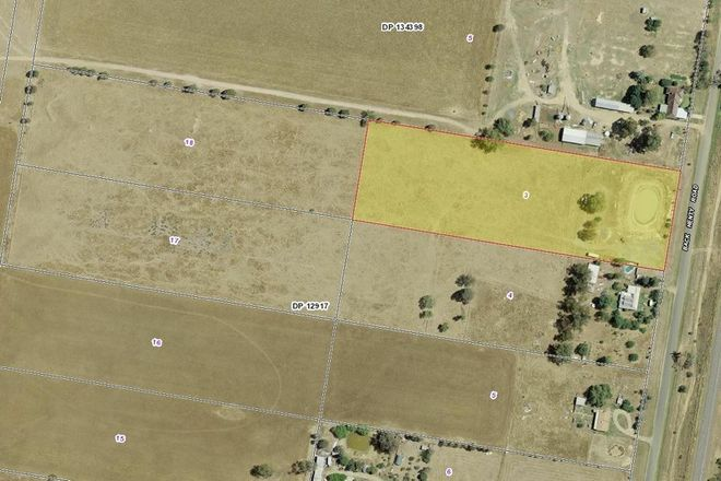 Picture of Lot 3/Part - 61 Back Henty Rd, CULCAIRN NSW 2660