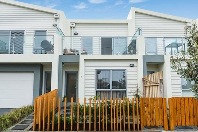 Picture of 3/183 Beach Road, MORDIALLOC VIC 3195