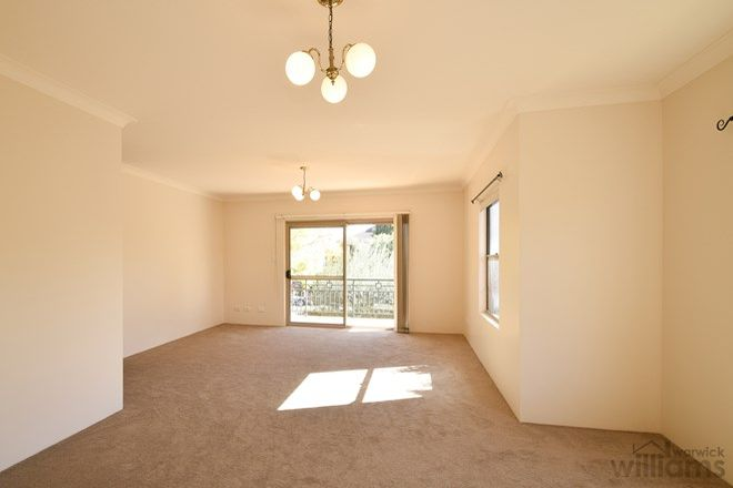 Picture of 3/247A Burwood Road, CONCORD NSW 2137