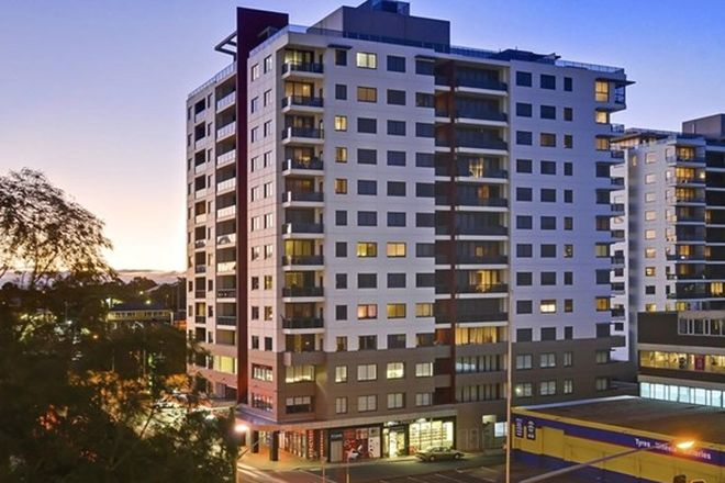 Picture of 813/1C Burdett Street, HORNSBY NSW 2077